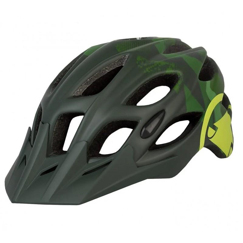 Endura Hummvee MTB Cycling Helmet Khaki