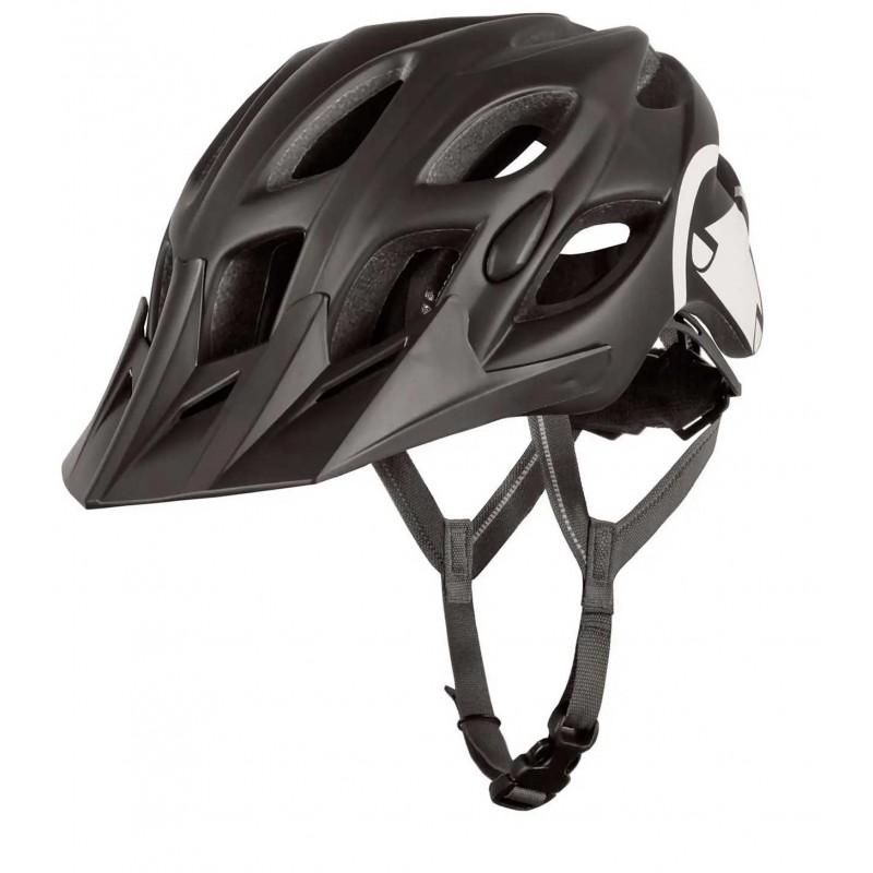 Endura Hummvee MTB Cycling Helmet Matt Black