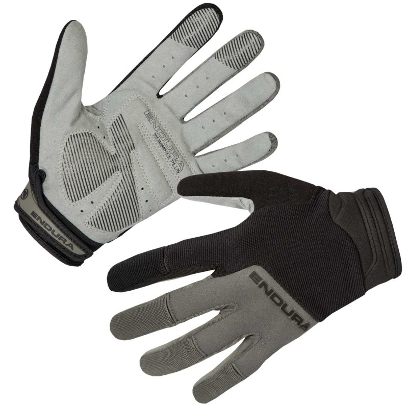 Endura Hummvee Plus II Cycling Glove Black