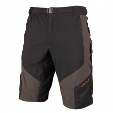 Endura Men's Hummvee MTB Shorts, Grey/Black