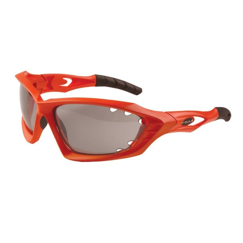 Endura Mullet Glasses, Orange