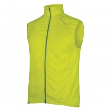 Endura Pakagilet II Windproof Hi-viz Yellow