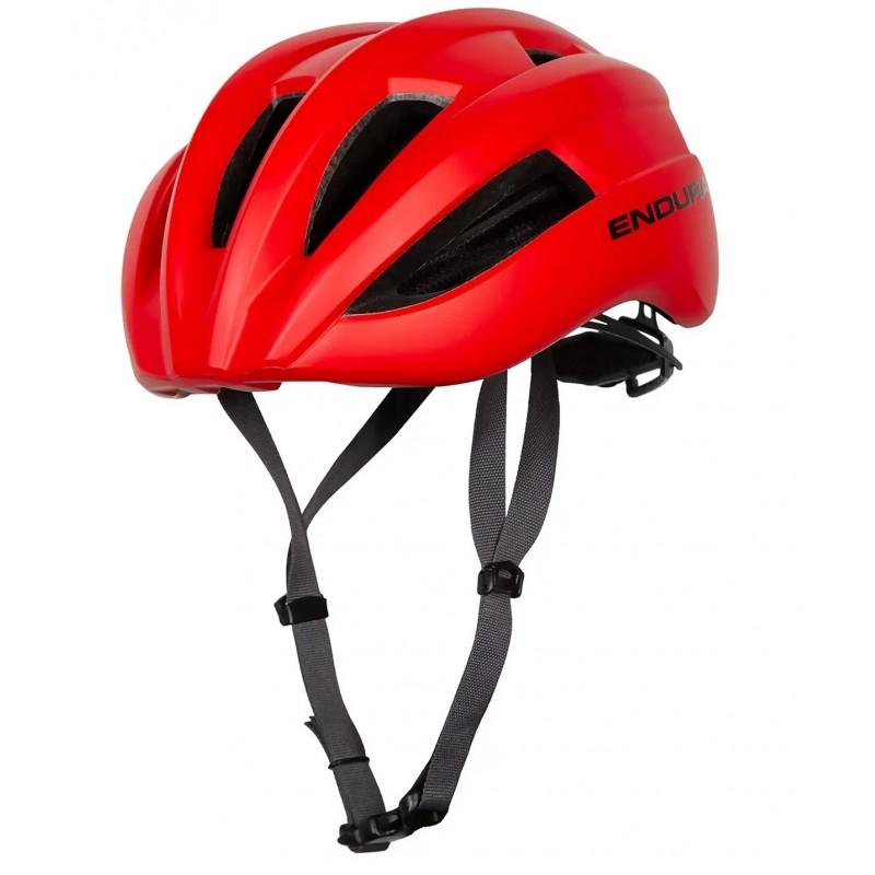 Endura Xtract II Road Cycling Helmet Red