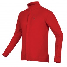 Endura Xtract Roubaix LS Cycling Jesery Red