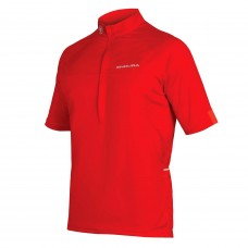 Endura Xtract SS Cycling Jersey Red