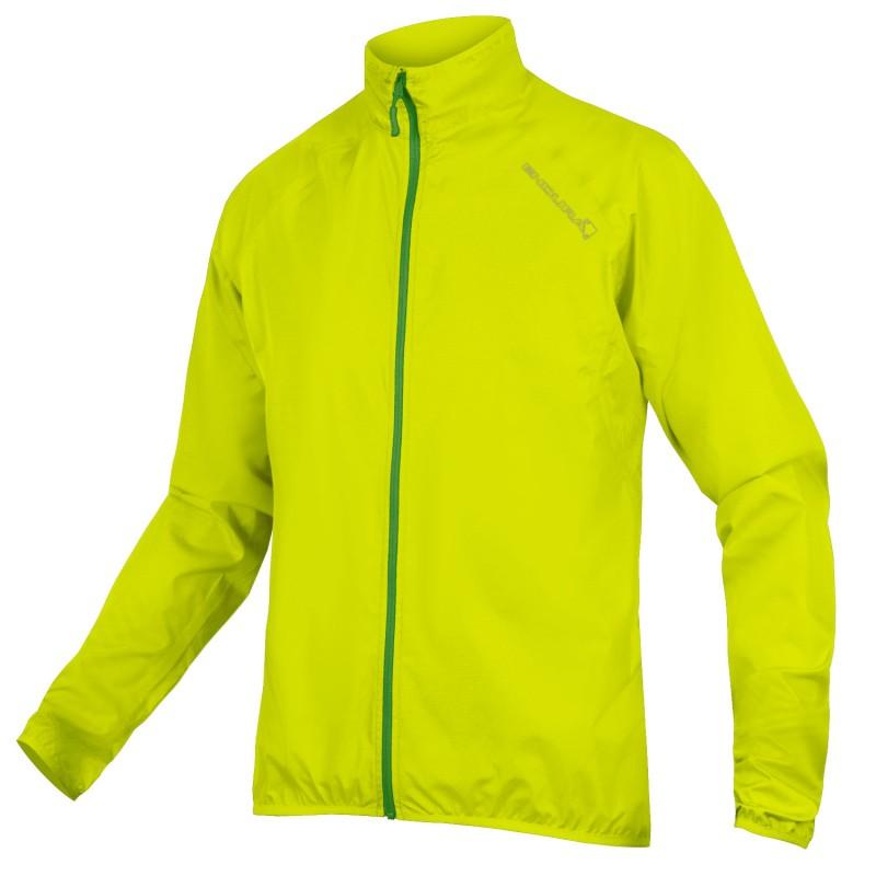 Endura Xtract II Water Proof Jacket Hi-Viz-Yellow