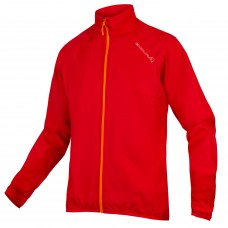 Endura Xtract Water Proof Jacket Red