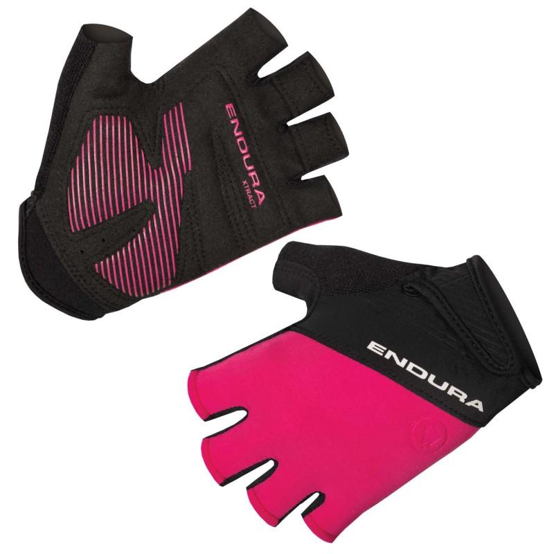 Endura Xtract Women Mitt II Cycling Gloves Cerise