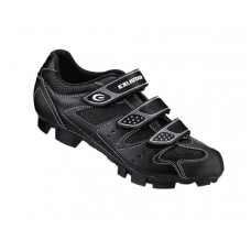 Exustar Cycling MTB Shoe Black