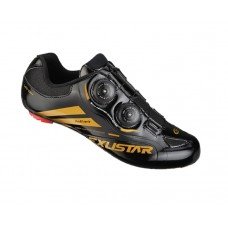 Exustar Cycling Road Shoe Black