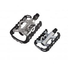 Exustar MTB Pedal Black Silver