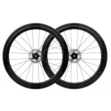 FFWD F6D DT350 Road Full Carbon Clincher Wheel Set Black