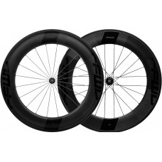 FFWD F9R DT350 Road Full Carbon Clincher Wheel Set Black