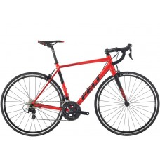 Felt FR30 Road Race Bike 2018 Matt Red and Black