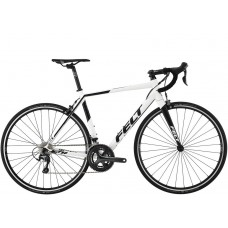 Felt FR40 Road Race Bike 2017 Matt White and Black