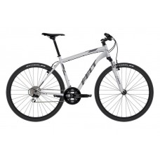 Felt QX70 Hybrid Bike 2017 Matt Grey