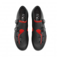 Fizik Infinito R1 Road Bike Shoe Black Red