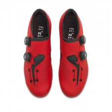 Fizik Infinito R1 Road Bike Shoe Red Black