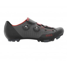 Fizik Infinito X1 Mountain Bike Shoe Grey Red
