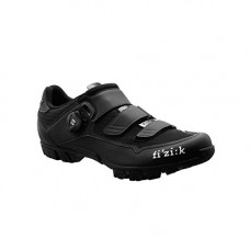 Fizik M6 Uomo Boa Cycling Shoes Black/Silver