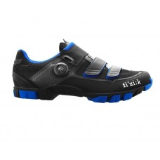 Fizik M6B Uomo Boa Mountain Bike Shoe Black Blue