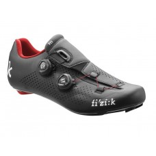 Fizik R1B Uomo Bao Road Bike Shoe Black Red