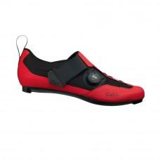 Fizik R3 Infinto Transiro Triathlon Cycling Shoe Red/Black