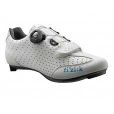 Fizik R3B Womens Road Cycling Shoe White Torquoise
