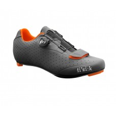 Fizik R5B Carbon Uomo Boa Road Cycling Shoe Grey Orange
