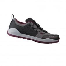 Fizik X2 Terra Ergolace MTB Cycling Shoe Anthracite/Grape