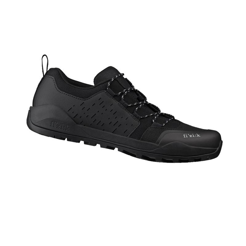 Fizik X2 Terra Ergolace MTB Cycling Shoe Black