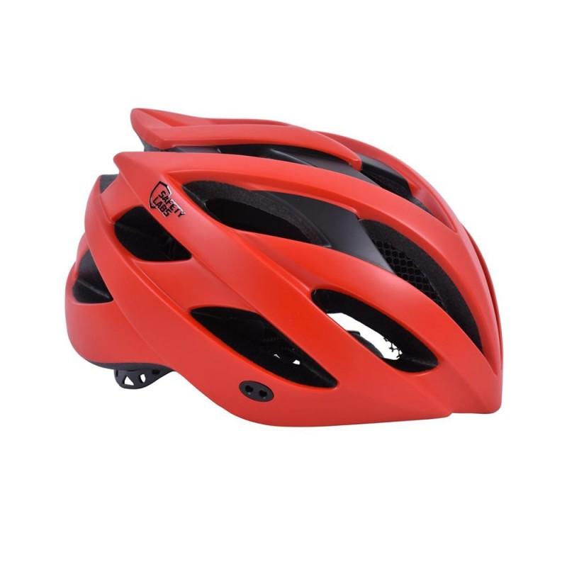 FLR Avex Active Cycling Helmet Matt Red