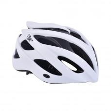 FLR Avex Active Cycling Helmet Matt White
