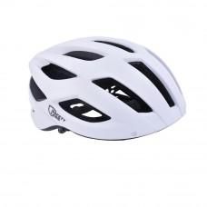 FLR Expedo Active Cycling Helmet Matt White