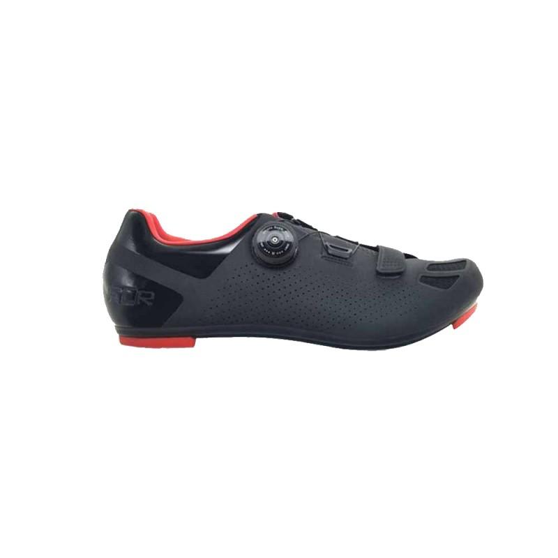 FLR F-11 Road Shoe Black/Red