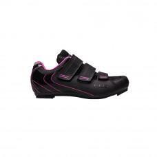 FLR F-35 Road Shoe Black/Pink