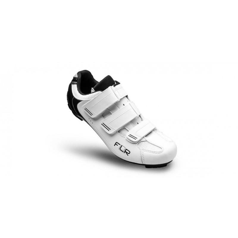 FLR F-35 Road Shoe White/Black