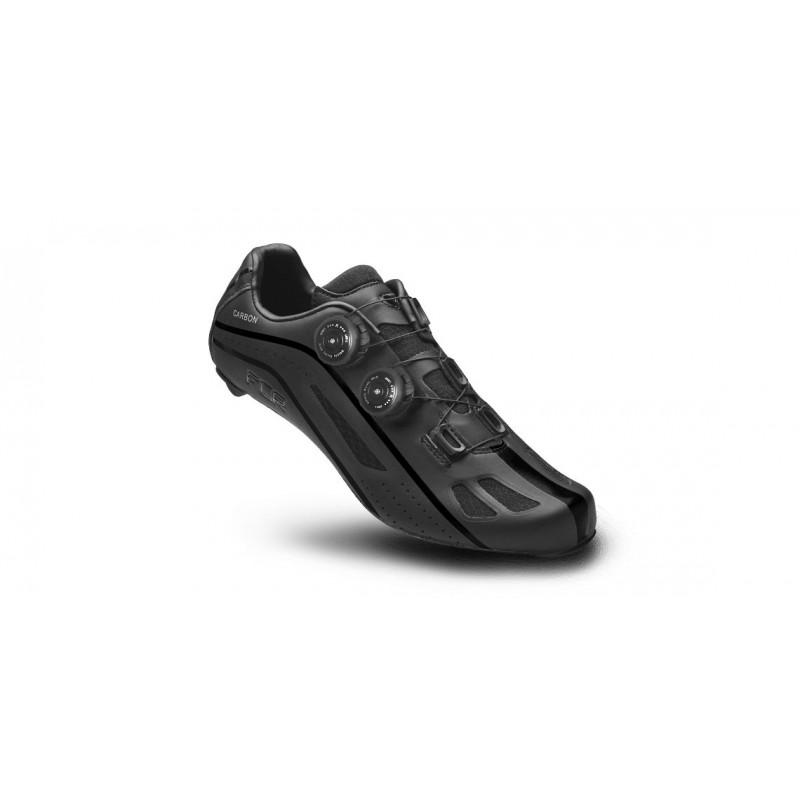 FLR F-XX Elite Carbon Road Shoe Black