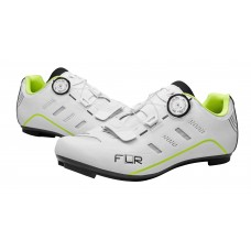 FLR F-22 Pro Carbon Road Shoe White