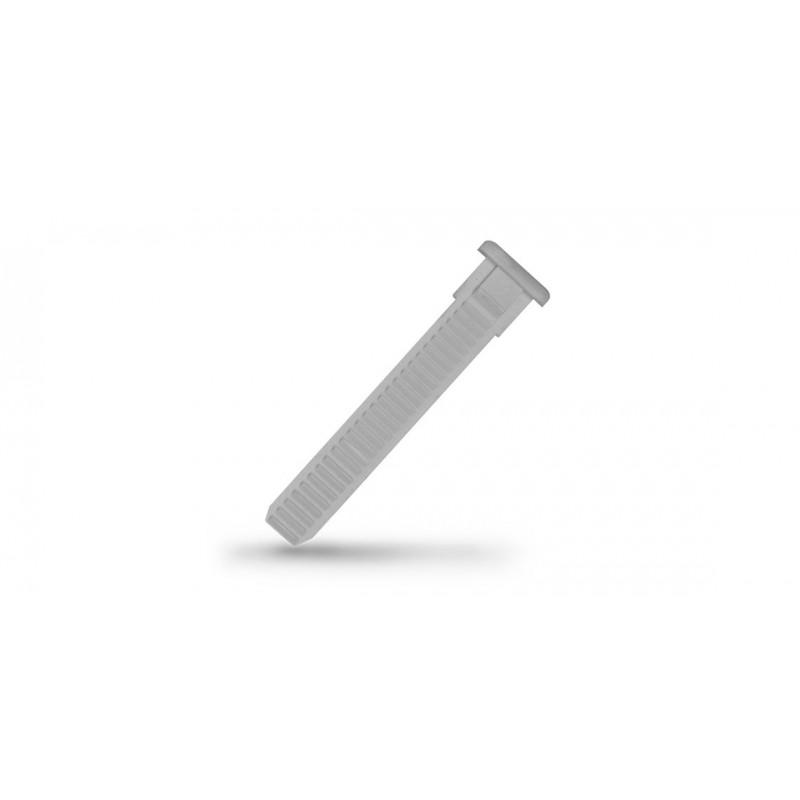FLR Shoe Spare Buckle Straps White-9cm