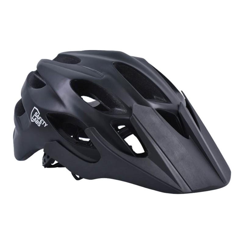 FLR Vox MTB Cycling Helmet Matt Black