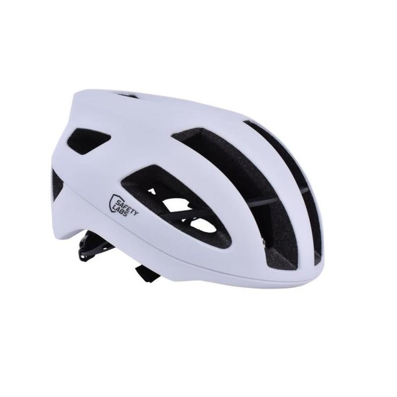 FLR X-Eros Active Cycling Helmet Matt White