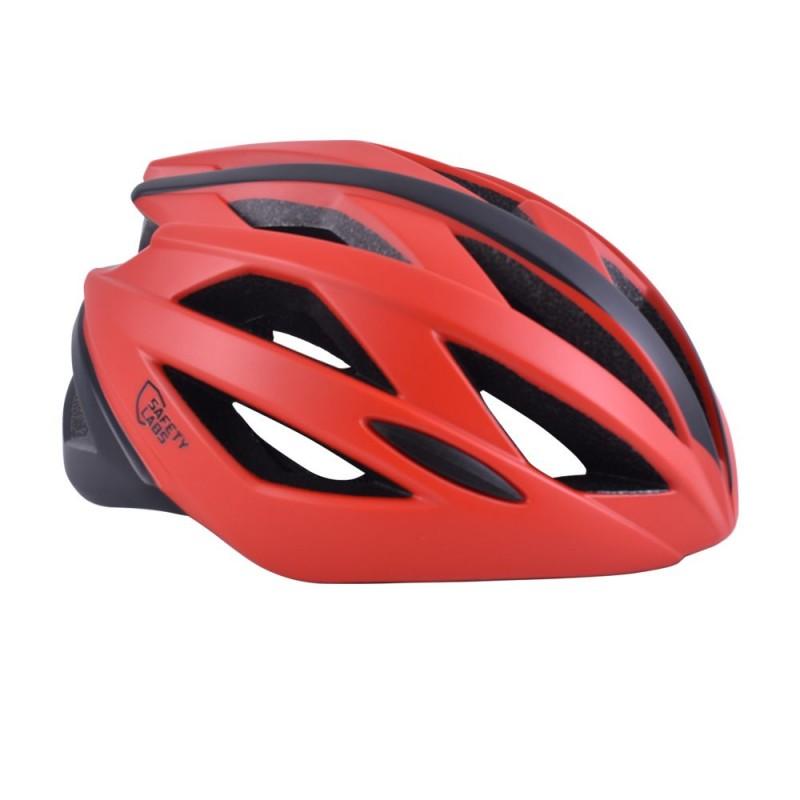 FLR Xeno Active Cycling Helmet Matt Red