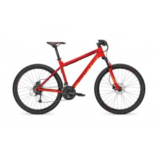 Focus 27 Whistler Core Mountain Bike 2017 Fire Red Matt
