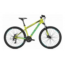 Focus 27 Whistler Elite Mountain Bike 2017 Lime Green