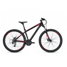 Focus 27 Whistler Elite Mountain Bike 2017 Magic Black Matt