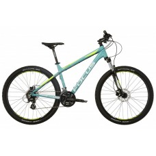 Focus 27 Whistler EVO Mountain Bike 2017 Medium Turquoise