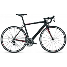 Focus 28 Cayo 105 Mix Road Bike 2017 Carbon Red Black