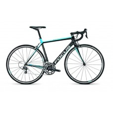Focus 28 Cayo Ultegra Mix Road Bike 2017 Carbon Blue