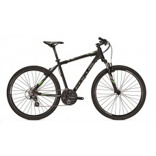 Focus 28 Crater Lake Elite Rigid Hybrid Bike 2017 Black Matt